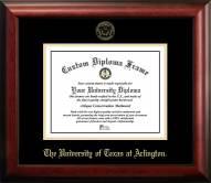 Texas-Arlington Mavericks Gold Embossed Diploma Frame