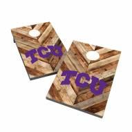 Texas Christian Horned Frogs 2' x 3' Cornhole Bag Toss