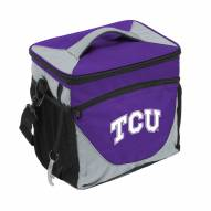 Texas Christian Horned Frogs 24 Can Cooler