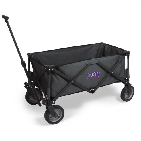 Texas Christian Horned Frogs Adventure Wagon