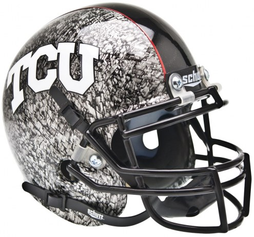 Texas Christian Horned Frogs Alternate 4 Schutt XP Collectible Full Size Football Helmet