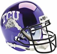 Texas Christian Horned Frogs Alternate 5 Schutt Mini Football Helmet