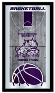 Texas Christian Horned Frogs Basketball Mirror