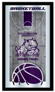Texas Christian Horned Frogs Basketball Mirror