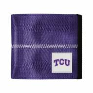 Texas Christian Horned Frogs Belted BiFold Wallet