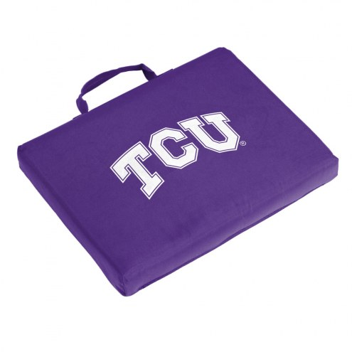 Texas Christian Horned Frogs Bleacher Cushion