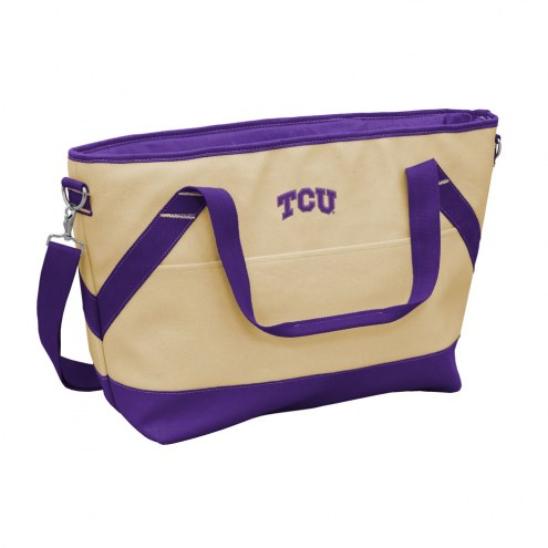 Texas Christian Horned Frogs Brentwood Cooler Tote