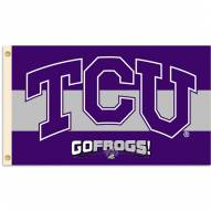 Texas Christian Horned Frogs Premium 3' x 5' Flag