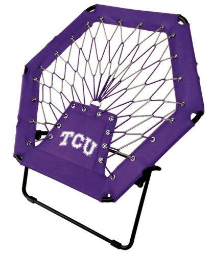 Texas Christian Horned Frogs Bungee Chair