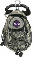 Texas Christian Horned Frogs Camo Mini Day Pack