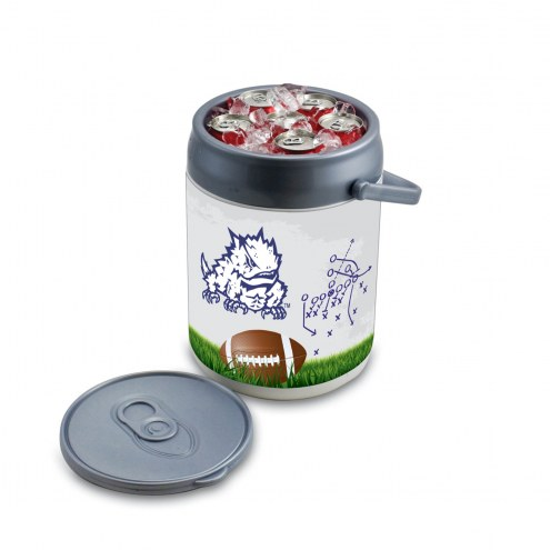 Texas Christian Horned Frogs Can Cooler