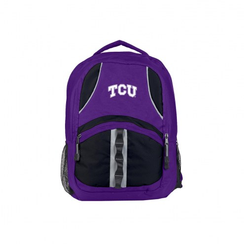 Texas Christian Horned Frogs Captain Backpack