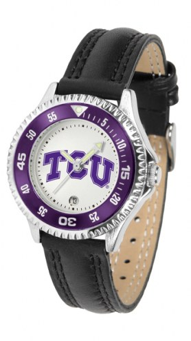 Texas Christian Horned Frogs Competitor Women's Watch