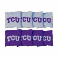 Texas Christian Horned Frogs Cornhole Bag Set