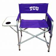 Texas Christian Horned Frogs Director's Chair