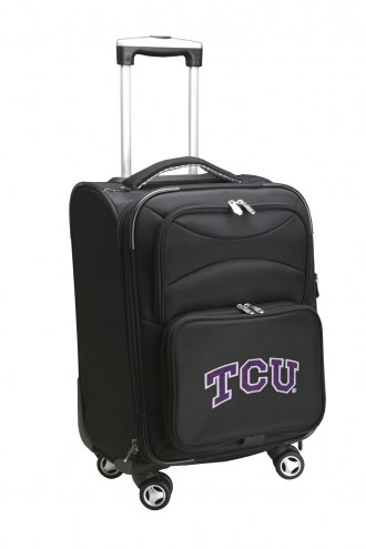 Texas Christian Horned Frogs Domestic Carry-On Spinner