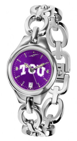 Texas Christian Horned Frogs Eclipse AnoChrome Women's Watch