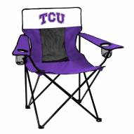 Texas Christian Horned Frogs Elite Tailgating Chair