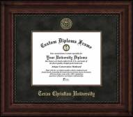 Texas Christian Horned Frogs Executive Diploma Frame