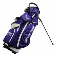 Texas Christian Horned Frogs Fairway Golf Carry Bag