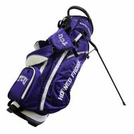 Texas Christian Horned Frogs Fairway Golf Carry Bag