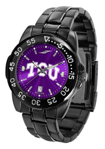 Texas Christian Horned Frogs Fantom Sport AnoChrome Men's Watch
