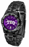 Texas Christian Horned Frogs Fantom Sport AnoChrome Women's Watch