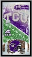 Texas Christian Horned Frogs Football Mirror