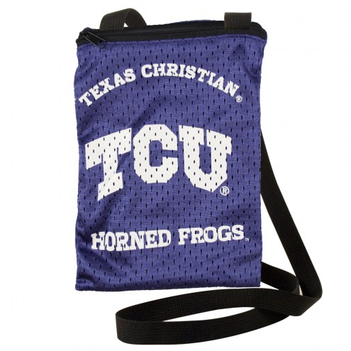Texas Christian Horned Frogs Game Day Pouch