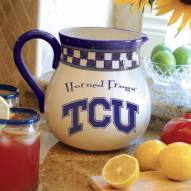 Texas Christian Horned Frogs Gameday Pitcher
