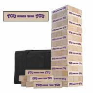 Texas Christian Horned Frogs Gameday Tumble Tower