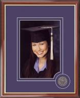 Texas Christian Horned Frogs Graduate Portrait Frame