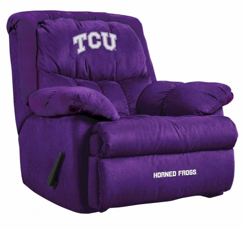 Texas Christian Horned Frogs Home Team Recliner