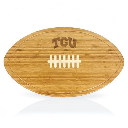 Texas Christian Horned Frogs Kickoff Cutting Board