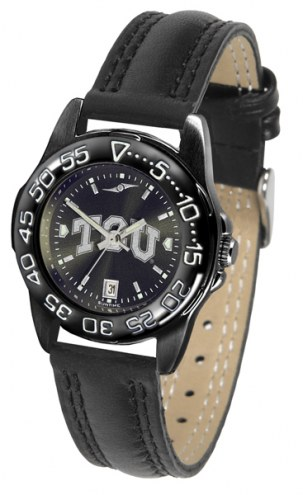 Texas Christian Horned Frogs Ladies Fantom Bandit Watch