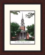 Texas Christian Horned Frogs Legacy Alumnus Framed Lithograph