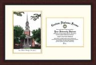 Texas Christian Horned Frogs Legacy Scholar Diploma Frame