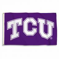 Texas Christian Horned Frogs Logo 3' x 5' Flag