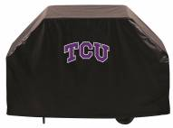 Texas Christian Horned Frogs Logo Grill Cover