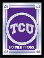 Texas Christian Horned Frogs Logo Mirror