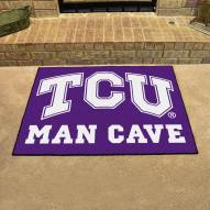Texas Christian Horned Frogs Man Cave All-Star Rug