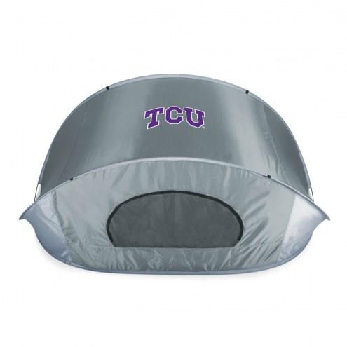 Texas Christian Horned Frogs Manta Sun Shelter