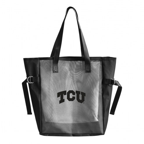 Texas Christian Horned Frogs Mesh Tailgate Tote