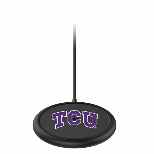 Texas Christian Horned Frogs mophie Charge Stream Pad+ Wireless Charging Base