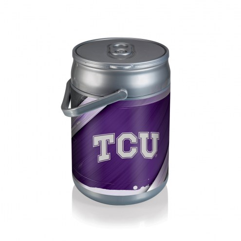 Texas Christian Horned Frogs NCAA Can Cooler