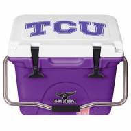 Texas Christian Horned Frogs ORCA 20 Quart Cooler