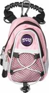 Texas Christian Horned Frogs Pink Mini Day Pack