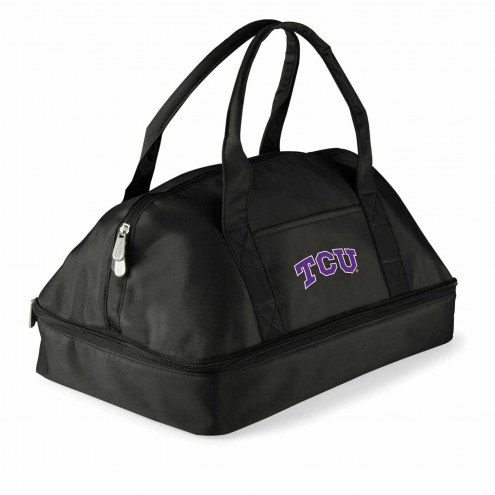 Texas Christian Horned Frogs Potluck Casserole Tote