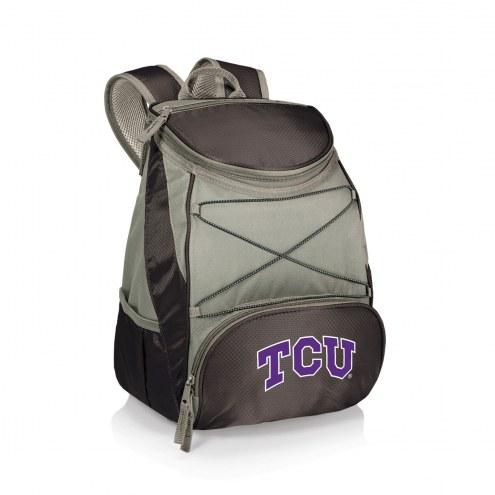 Texas Christian Horned Frogs PTX Backpack Cooler