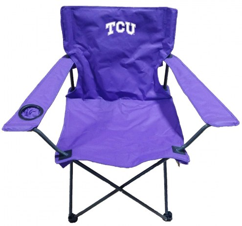 Texas Christian Horned Frogs Rivalry Folding Chair